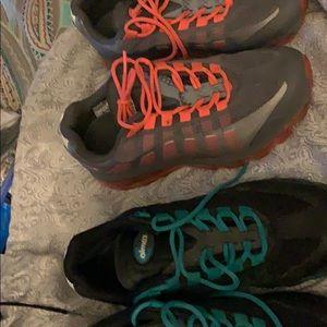 Air max Nike two pair